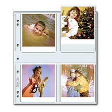 44-8P Archival Storage Page for 8 Prints (25 Pack) Image 0