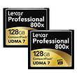 128GB CompactFlash Memory Card Professional 800x UDMA (2-Pack)