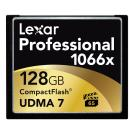 Lexar Media | 128GB Professional 1066x Compact Flash Memory Card (UDMA 7) | LCF128CRBNA1066
