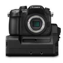 Panasonic LUMIX DMC-GH4 Mirrorless Micro Four Thirds Digital Camera Body with Interface Unit