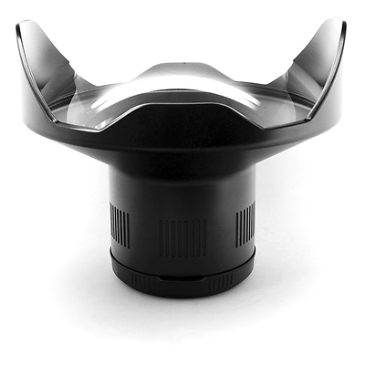 7 In. Acrylic Dome Port for Sony E-Mount 10-18mm f/4.0 and Olympus 12-40mm f/4.0 Image 0