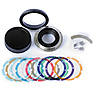 Interchangeable Mount Set EF (for CP.2 21mm T2.9, 25mm T2.1, 28mm T2.1, 35mm T2.1)