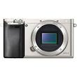 a6000 Mirrorless Digital Camera Body (Silver)