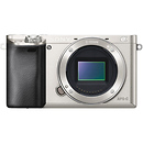 Sony a6000 Mirrorless Digital Camera Body (Silver) ILCE6000S