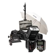 Phottix Kelby Mitros+ TTL Flash and Odin TCU TTL Flash Trigger Kit for Nikon