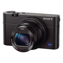 Cyber-shot DSC-RX100 III Digital Camera with FREE $30 Gift Card Image 0