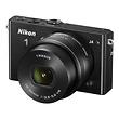 1 J4 Mirrorless Digital Camera with 10-30mm Lens (Black)