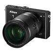 1 J4 Mirrorless Digital Camera with 10-100mm Lens (Black)