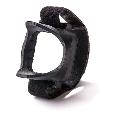 Eclipse Lens Hood for GoPro HERO3+ & Hero4 Housing Image 0