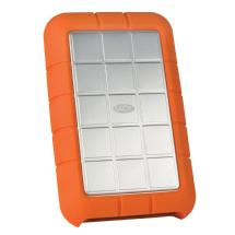 LaCie 2TB Rugged Triple Interface Portable Hard Drive (USB 3.0, Firewire 800)