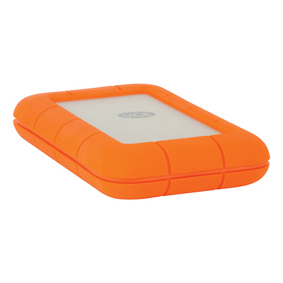 1TB Rugged Thunderbolt External Hard Drive (USB 3.0) Image 0