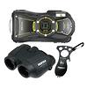 Ricoh   WG-20 Digital Camera Adventure Kit   KB88031