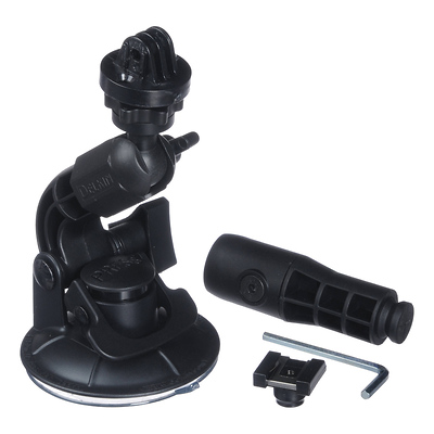 Fat Gecko Mini Suction Mount For GoPro Camera Image 0
