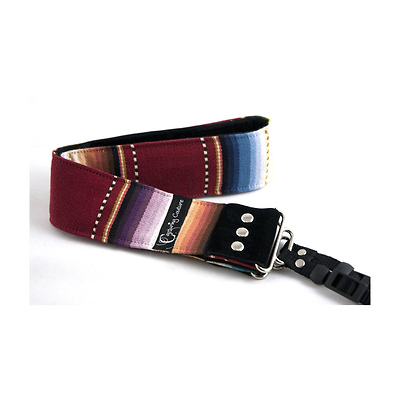 Artisan Collection: Navajo Red 2 In. SLR/DSLR Camera Strap Image 0