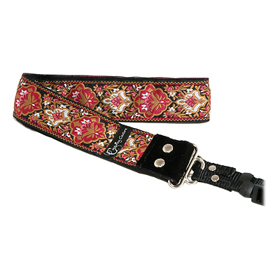 Rose Baroque 1.5 In. Camera Strap Image 0