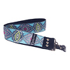Capturing Couture | Neo Victorian Blue 2 In. Camera Strap | SLR20-NEOB