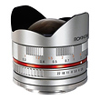 8mm f/2.8 UMC Fish-Eye Lens for Sony E-mount (Silver)