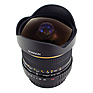 8mm Ultra Wide Angle f/3.5 Fisheye Lens for Nikon F Mount