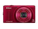Coolpix S9400 Camera - Red