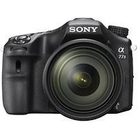 Sony | Alpha a77II Digital SLR Camera with 16-50mm f/2.8 Lens | ILCA77M2Q