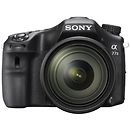 Sony | Alpha a77II Digital SLR Camera with 16-50mm f/2.8 Lens | ILCA77M2Q
