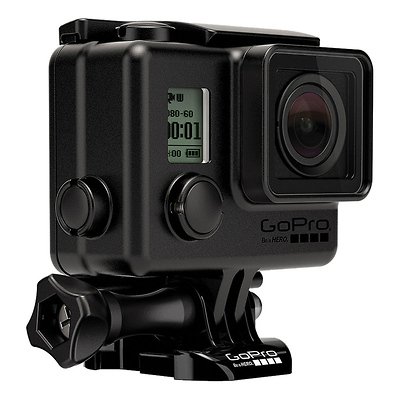Blackout Housing for HERO 3 and HERO 3+ Image 0