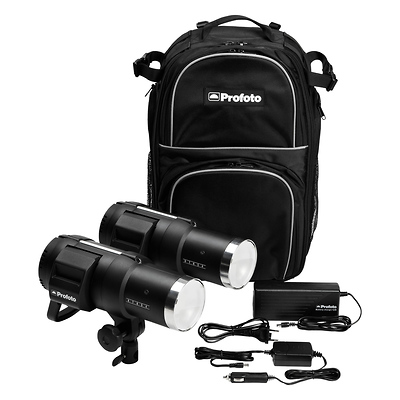 B1 500 Air Battery-Powered 2-Light Location Kit Image 0