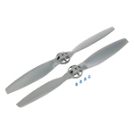 CW and CCW Rotation Propeller Set for 350 QX Quadcopter (Gray)