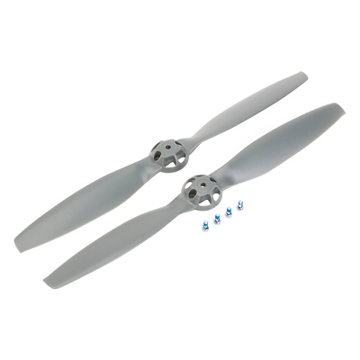 CW and CCW Rotation Propeller Set for 350 QX Quadcopter (Gray) Image 0