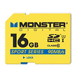 16GB Sport Series SDHC Full Size SD Memory Card