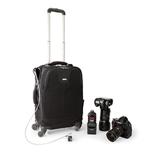 Airport Roller Derby Rolling Carry-On Camera Bag Image 0