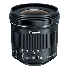 EF-S 10-18mm f/4.5-5.6 IS STM Lens Image 0
