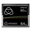 Atomos | 64GB C-Fast Card | ATOMCFT064