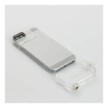 Quick-Flip Case for iPhone 5/5S - Clear Image 0