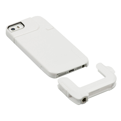 Quick-Flip Case for iPhone 5/5S - White Image 0