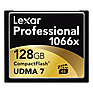 128GB Professional 1066x Compact Flash Memory Card (2-Pack) Thumbnail 0