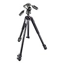 Manfrotto 190X 3 Section-3W Aluminum Tripod with 804RC2 3-Way Head
