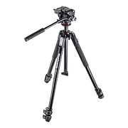 190X3 Three Section Tripod with MHXPRO-2W Fluid Head