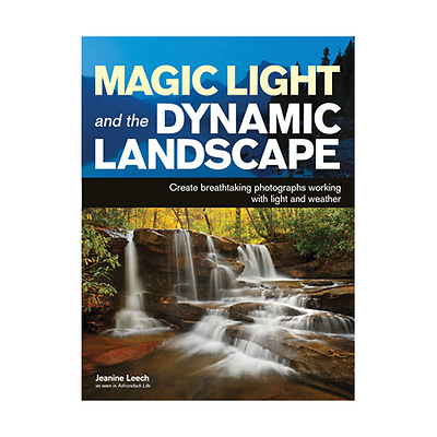 Magic Light and the Dynamic Landscape - Book Image 0