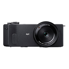 dp2 Quattro Digital Camera (Black) Image 0
