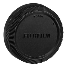 Rear Lens Cap for X-Mount Lenses Image 0