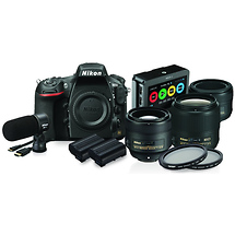 Nikon D810 Digital SLR Camera Filmmaker's Kit