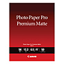 Pro Premium Matte Photo Paper (8.5 x 11 In., 50 Sheets)