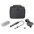 Sony | XLR-K2M XLR Adapter Kit with Microphone | XLRK2M