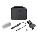 Sony   XLR-K2M XLR Adapter Kit with Microphone   XLRK2M