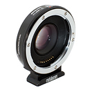 Metabones | Canon EF Lens to Blackmagic Pocket Cinema Camera Speed Booster | MB_SPEF-BMPCC-BM1