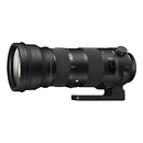 Sigma | 150-600mm f/5-6.3 DG HSM OS Sports Lens for Canon EF | 740101