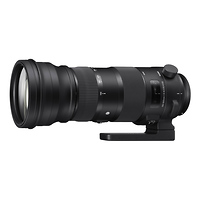Sigma | 150-600mm f/5-6.3 DG HSM OS Sports Lens for Nikon F | 740306