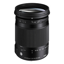 18-300mm f/3.5-6.3 DC HSM OS Macro Zoom Contemporary Lens for Canon EF Image 0