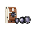 Lomography Sanremo Instant Camera with built in Wide Angle Lens